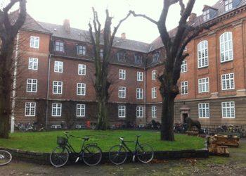 Studentergården er et hyggeligt kollegium på Nørrebro.